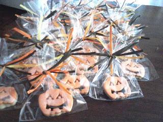 Halloween cookies – Biscotti per Halloween