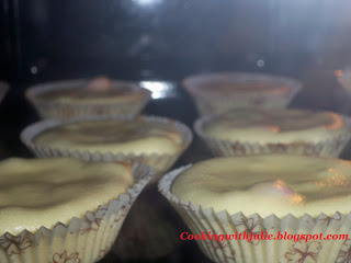 Marshmallow Muffins by Simon!