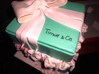 Scatola di Tiffany