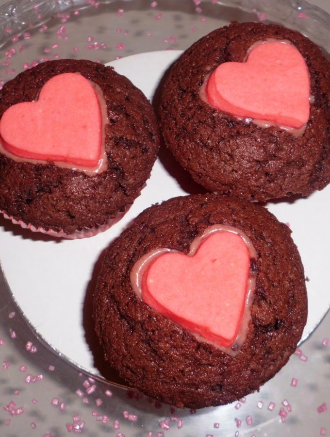 Cupcakes dell'amore