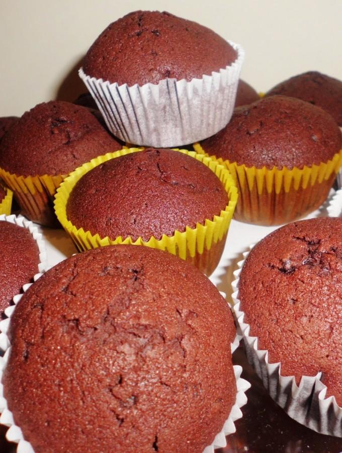 Muffin al cioccolato – Gluten free