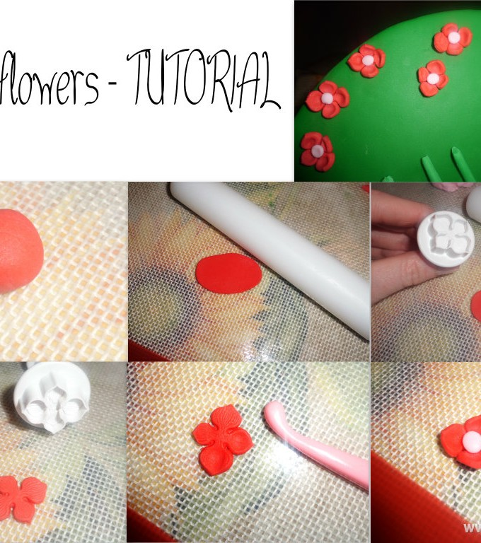 Spring Flowers Tutorial