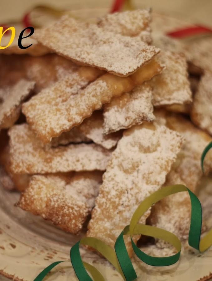 Frappe – ricetta gluten free