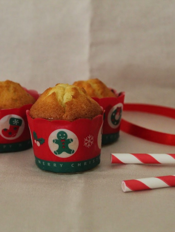#ChristmasGifts – Mini muffin al limone