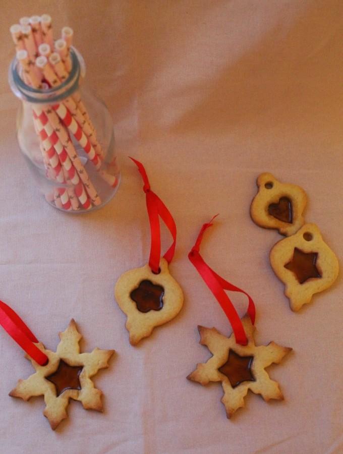 #ChristmasGift – Biscotto di frolla ad effetto vetro