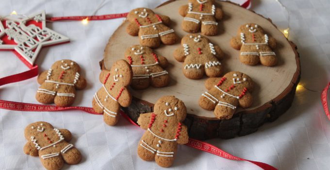 Gingerbread – Omini Pan di Zenzero