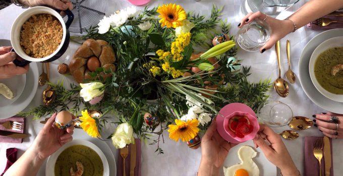 La tavola di Pasqua con Euronova