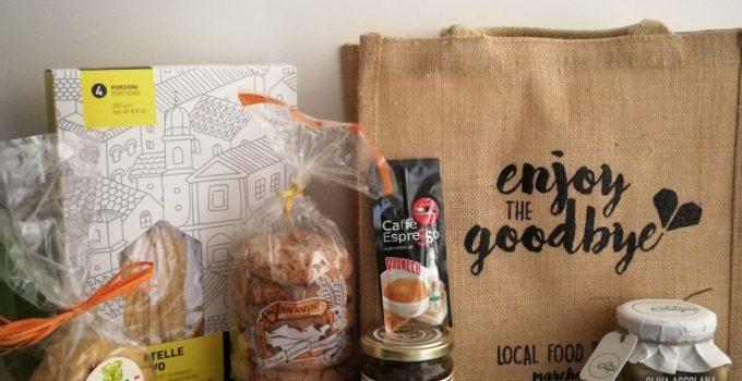 Enjoy the Goodbye – la local BAG delle Marche