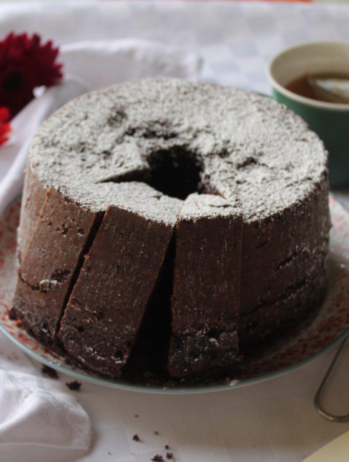 Molly cake al cacao
