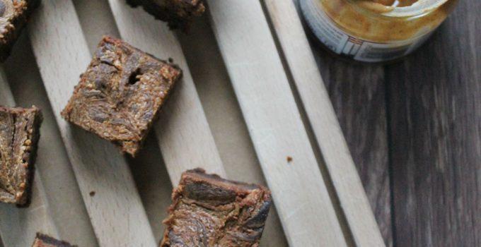 Brownies al cioccolato e burro di arachidi