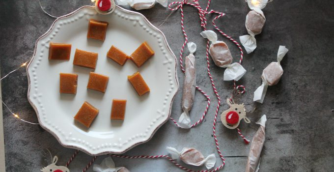 Fudge al caramello salato – le caramelle MOU